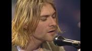 Nirvana - Lake Of Fire [ Високо Качество ] + Превод