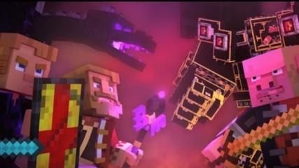 Dragonhearted - A Minecraft Original Music Video HD