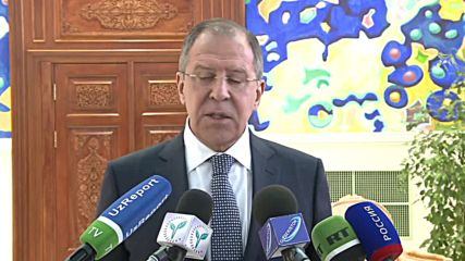 Uzbekistan: Russia willing to coordinate with US-led coalition in Syria, Iraq - Lavrov
