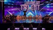 Танцова група разбива конкуренцията - Britain's Got Talent