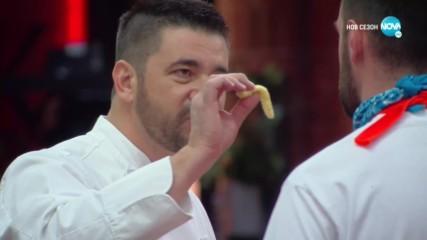 Вечерна резервация, кой отбор ще се справи по-добре - Hell's Kitchen (02.04.2020)
