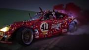 Дядо Коледа пристига с мощна шейна // Ferrari Powered Toyota Santa Sled #gt4586