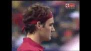 Federer Vs Nadal - Shanghai 07 - Pt 3