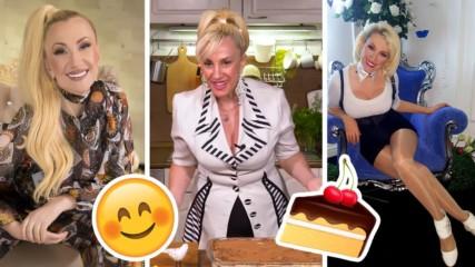 Любимият десерт на Сашка Васева й навява спомени! Пригответе го и вие!