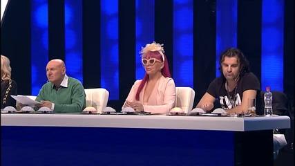 Jovana Milic, Jelena Gajic i Katarina Spasojevic - Splet - (live) - ZG 3 krug 14 15 - 16.04. EM 31