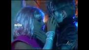 Карен и Елкин-първа целувка