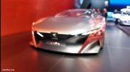 Peugeot Onyx concept - Exterior Walkaround - Geneva Motor Sh