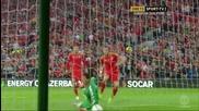 Уелс 1:0 Белгия 12.06.2015