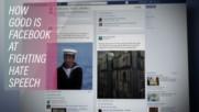Как Facebook се бори с омразата