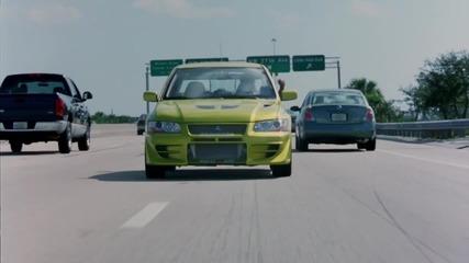 Бързи и яростни 2 (2003) - Трейлър