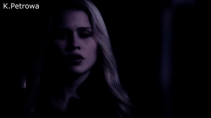 Rebekah and Klaus // He's gonna kill me