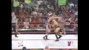 Raw 2001 - Kurt Angle Vs. The Rock