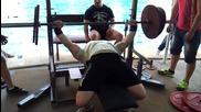 47 повторения на 100 килограма 16.06.2013г