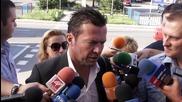 Матеус: За Мартин и Стилиян е по-добре да не играят в Минск
