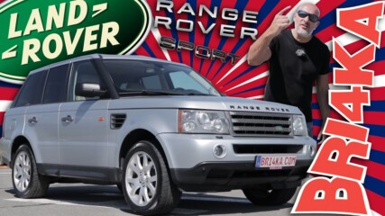 Land Rover Range Rover Sport I Gen | Test and Review by Bri4ka