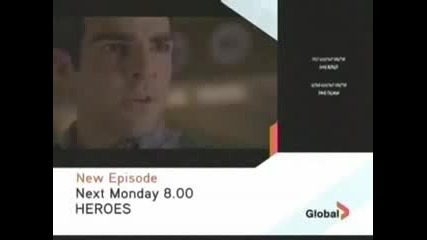Heroes 1x21 - The Hard Part Canadian