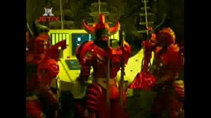 Power Ranger Operation Overdive Ep 23