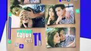 Soy Luna 2 - Vives en Mí - Karol Sevilla - Ruggero Pasquarelli - Official Lyric Video + Превод