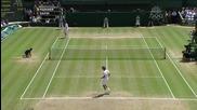 Hd Federer vs Safin 2008 Wimbledon
