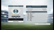 Вие избирате Fifa 14 Manager Mode ? Brasileiro Serie A