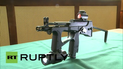 Russia: See the PP-2000 & MTs-116M up close and personal
