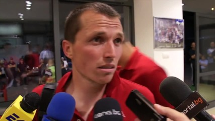Борис Галчев: Разделихме си по едно полувреме