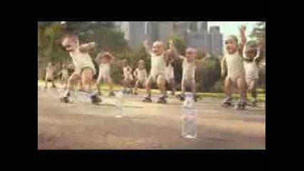 бебета (реклама на минерална вода)
