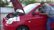 Как да запалите вашия автомобил, когато му е паднал акумулаторът