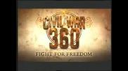 Гражданската война в С А Щ - еп.3 - Битка за свобода