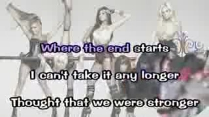 Pussycat Dolls - I Hate This Part(караоке)