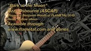 Flametal - Bark at the Moon - Ozzy Osbourne ( Ascap )