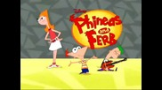 Phineas and Ferbtones - Gitche gitche go