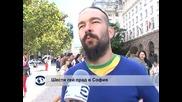 Шести гей парад в София