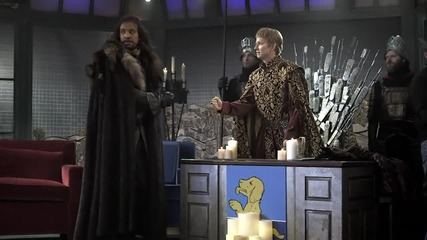 Game of Desks ( Game of Thrones parody by late Night show with Jimmy Fallon)