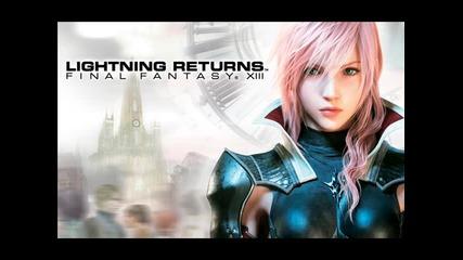 [ Gloomy soundtrack ] Lightning Returns Final fantasy Xiii / 13 - Altar of Light