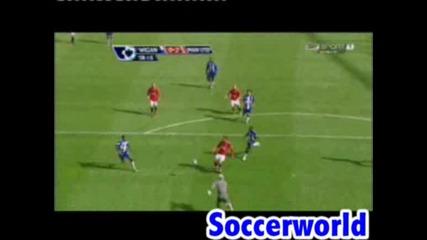 22.08 Уигън - Манчестър Юнайтед 0:5 Димитър Бербатов гол