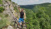 От Русе до връх Шипка - 13 част Обиколка на България с колела 2014