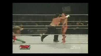 Ecw - The Hardy Boyz Vs. Fbi!!!!!!