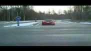 Супер Courvette Burnout