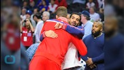 Watch Drake Experience an Entire Roller Coaster of Emotion at a Basketball Game