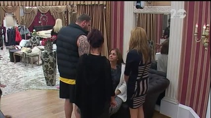 Big Brother All Stars (01.12.2014) - част 7