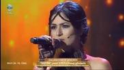 Дениз Чакър пее на благотворителен концерт- 20.12.2015г.- Sen Benim Şarkılarımsın