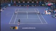 Nadal vs Federer - Australian Open 2014!