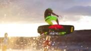 Страхотна моторизирана сърф забава