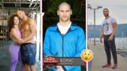 """Бобката от """"Игри на волята"""" връща силата си - кляка със 177 кг. за загрявка! Вижте и жената до него"""