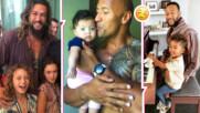 Призванието да си родител: Бащите отличници на Холивуд