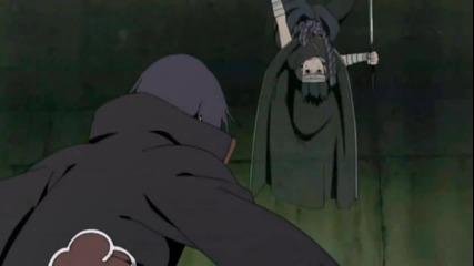 Sasuke vs Itachi - Hero - Skillet