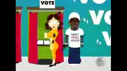 South Park - Vote Or Die
