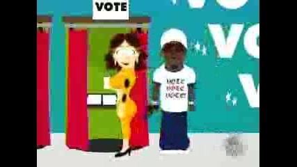 South Park - Vote Or Die