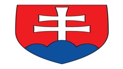Двойният кръст от герба на Словакия